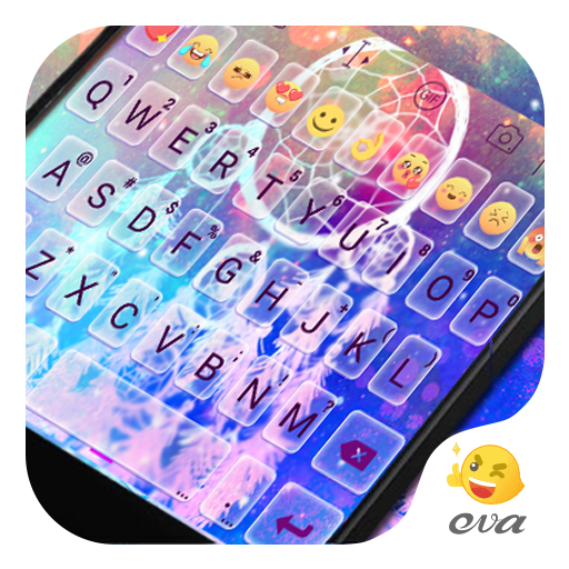 Dream World Eva Keyboard -Gifs 遊戲 App LOGO-硬是要APP