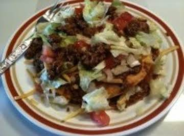 Ranch Style Enchiladas