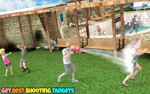 Summer Fun Water Pool Party Shooting Game 2