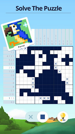 Nonogram - Picture cross puzzle apkslow screenshots 1