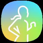 三星健康 icon