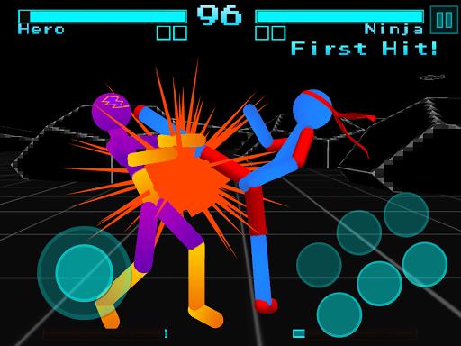 Stickman Fighting: Neon Warriors 1.05 screenshots 7