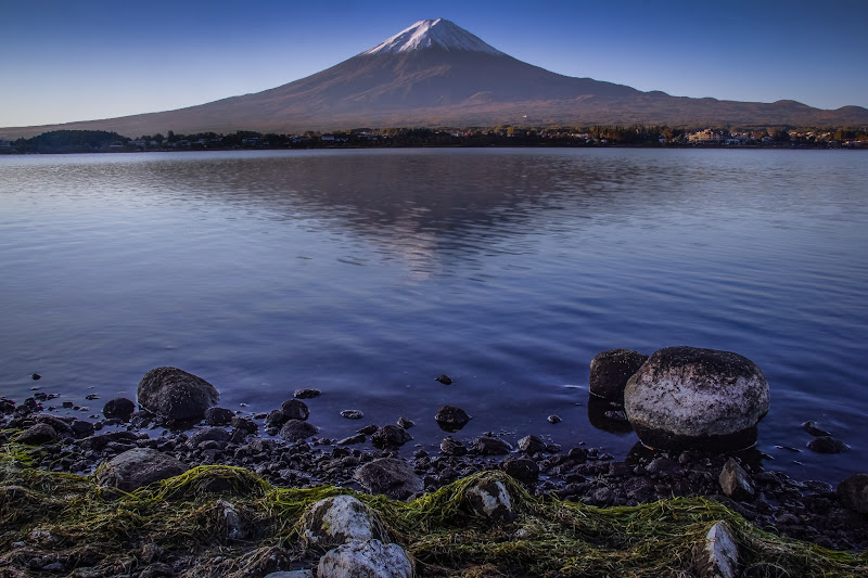 Photo: Majestic View of Mt. Fuji