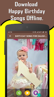 Tải Game Happy Birthday Songs Offline