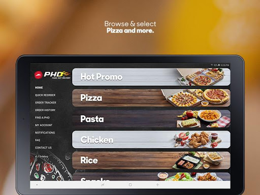 Pizza Hut Delivery Indonesia 2.0.3 screenshots 9