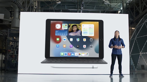 Melody Kuna, senior product manager, iPad Design.
