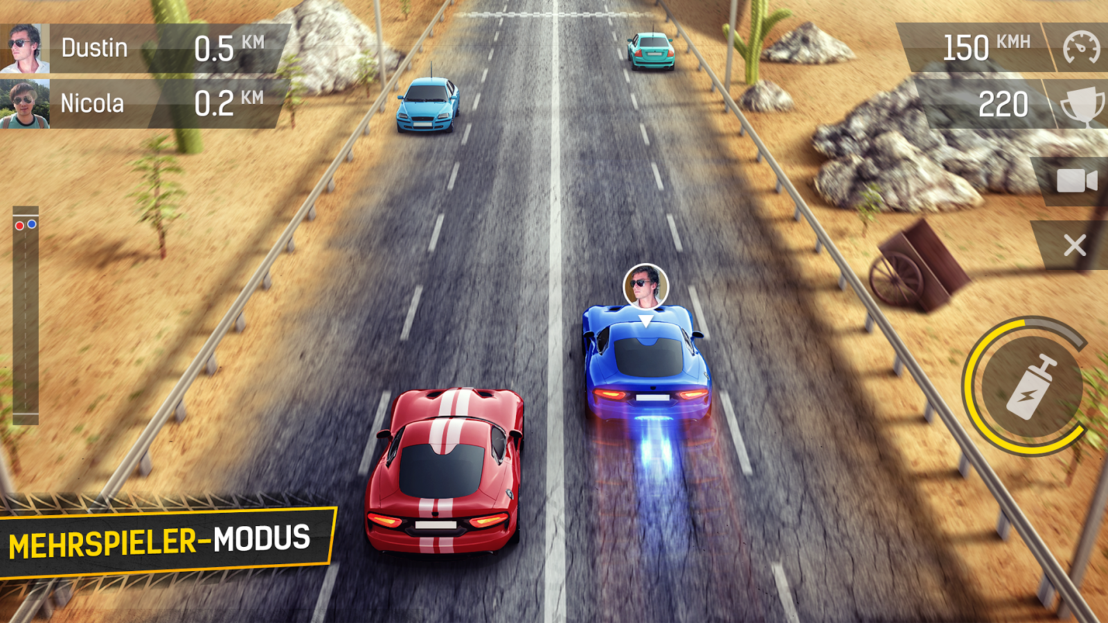 Racing Fever – Screenshot