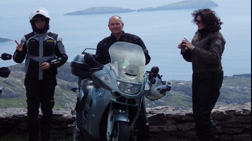 L'europe à moto avec france moto voyages