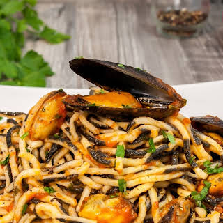 Mussels In Tomato Sauce Italian Recipes.