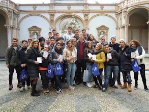 """Photo: 18/12/2014 - Istituto professionale """"Colombatto"""" di Torino. Classe II."""