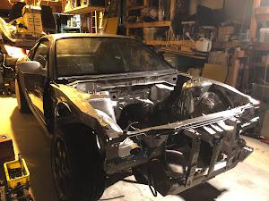 シルビア S15 SPEC-R 製作中のカスタム事例画像 ぐっさん LOOPさんの2019年01月21日23:15の投稿