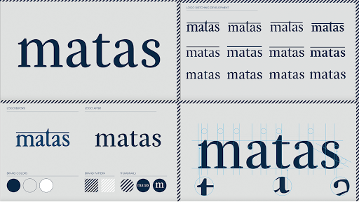 Matas Logo Modernised For a Multi-Screen World preview