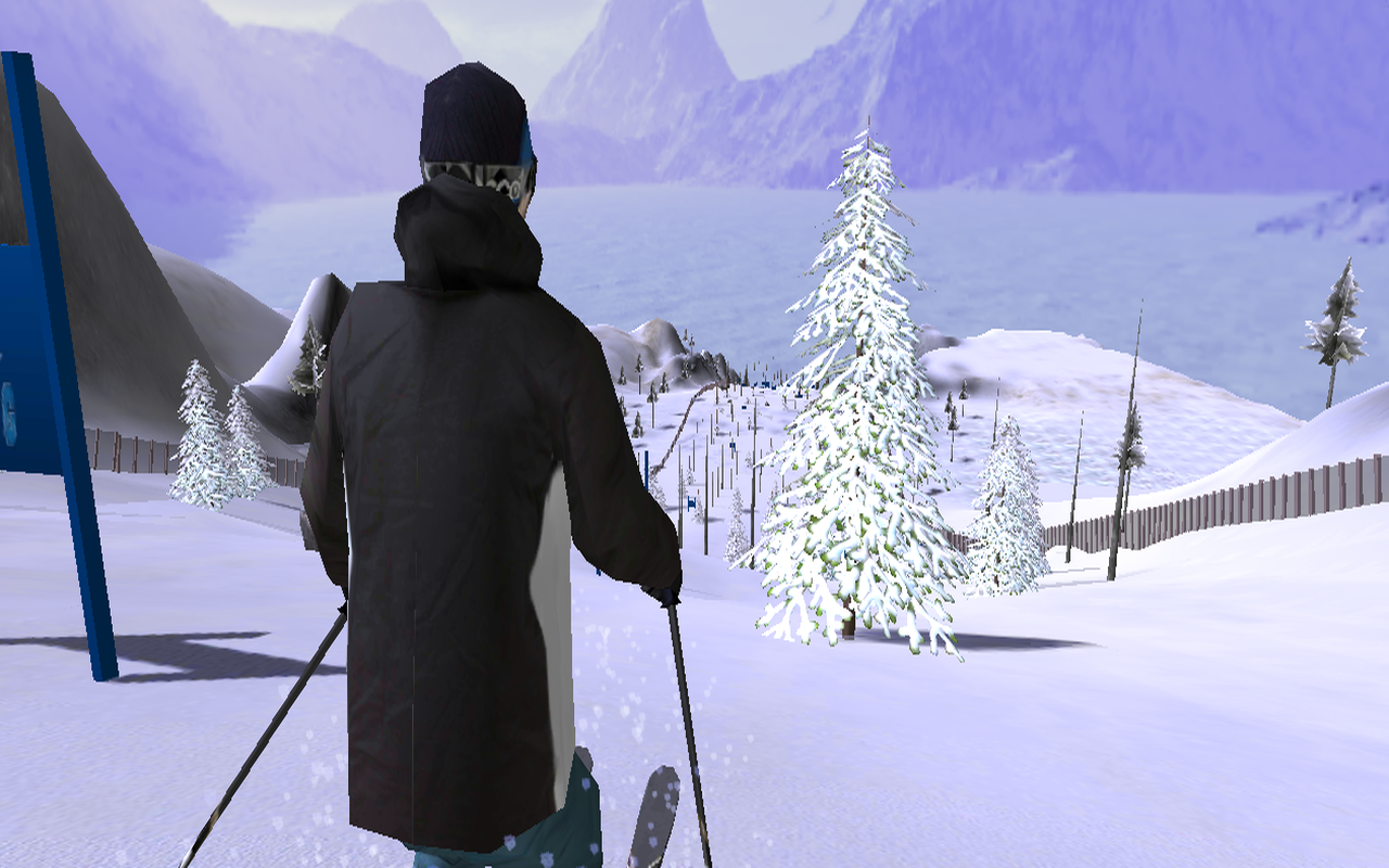 Skiing Adventure VR- screenshot