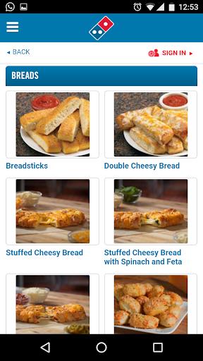Domino's Pizza 3.5.0 Screenshots 3