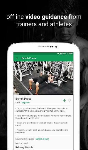 Fitvate - Home & Gym Workout Trainer Fitness Plans 6.8 screenshots 21