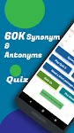 screenshot of Synonym Antonym Learner : Vocabulary Builder