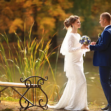 Wedding photographer Katya Rakitina (katerakitina). Photo of 08.11.2016