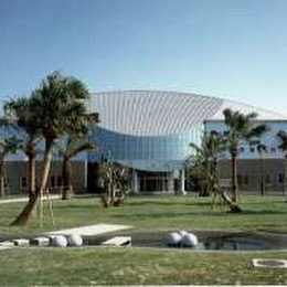 種子島中央体育館のメイン画像です