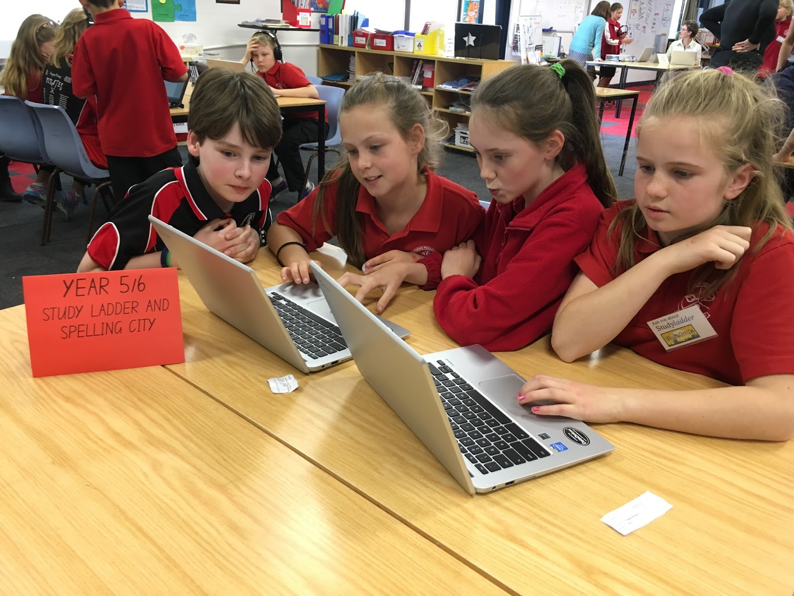 What do ICT teachers use Microsoft Access for while at school?
