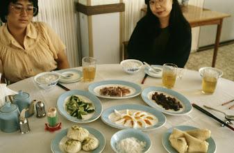 Photo: 11116 鎮江/ホテル/朝食