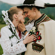 Wedding photographer Maria Zawistowska (zparadoslubu). Photo of 20.07.2016