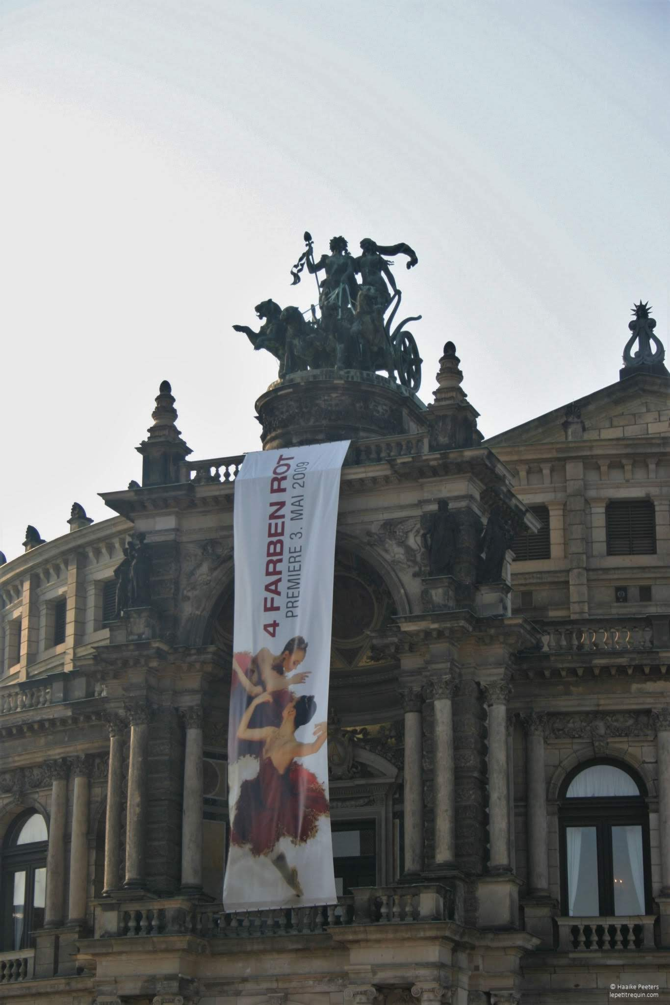 Semperoper Dresden (Le petit requin)