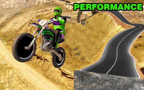 STUNT BIKE RACING EXTREME HIGHWAY ATTACK - náhled