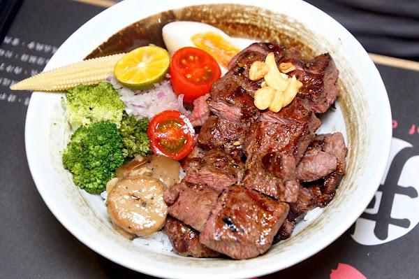 肉慾先生Mr.meat-牛排X串燒x丼飯專門店|食記