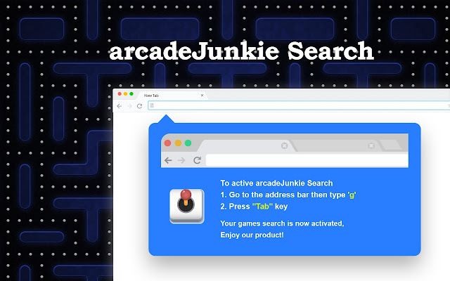 arcadeJunkie Search