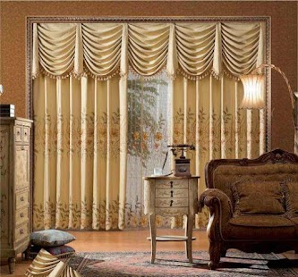 Living Room Curtain Design - Android Apps on Google Play