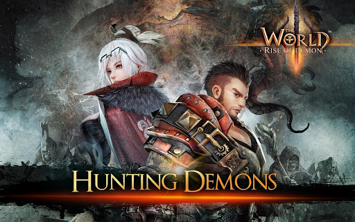 The World 3: Rise of Demon 1.28 12