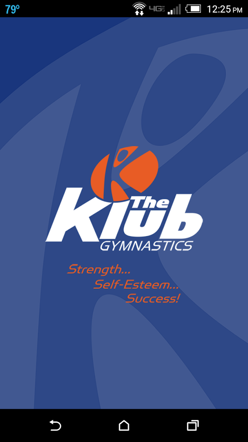 Klub Gymnastics- screenshot