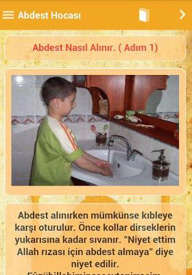 Abdest Hocası - screenshot