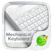 Mechanical GO Keyboard Theme