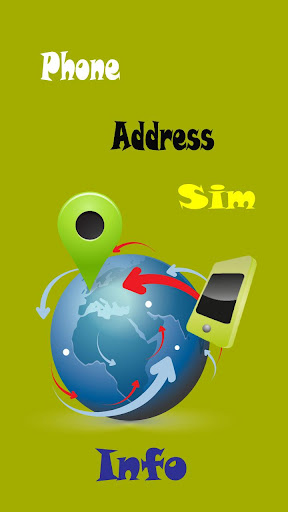 SIM Phone and Address Location