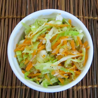 Homemade Cole Slaw – Easy Picnic & Bar-b-cue Salad
