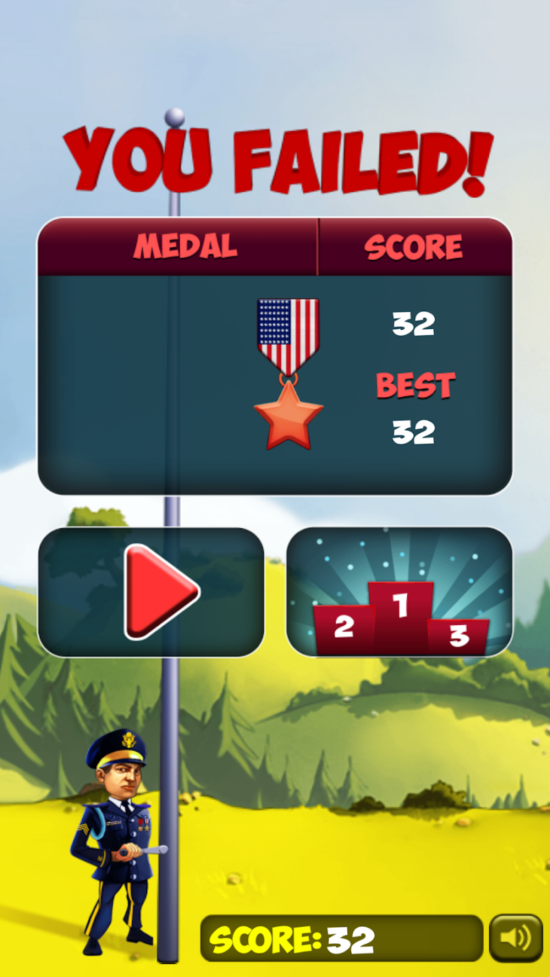 Скриншот Protect The Flag