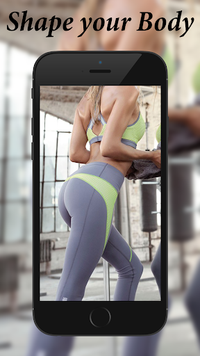 Body Shape Curve Effects: Photo Editor 1.00 screenshots 2
