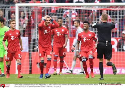 Speler van Bayern München moet voorkomen voor mishandeling van zijn vriendin