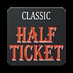 Classic Half Ticket Icon