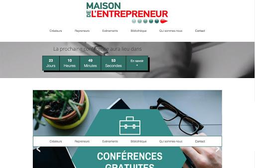 maison entrepreneur site créé sur Orson
