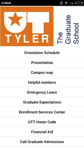 UT Tyler OGS