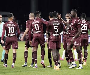 Metz confirme sa bonne saison contre Lens