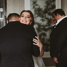 Wedding photographer Yana Mef (yanamef). Photo of 18.12.2017