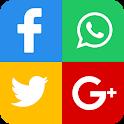 منشورات فيسبوك واتساب 2020 icon