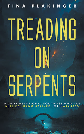 Treading On Serpents cover