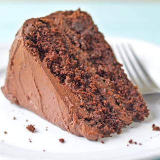 Cassava Flour Chocolate Cake {Gluten-Free, Grain-Free}