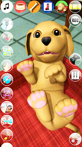 Sweet Talking Puppy: Funny Dog screenshot 16