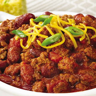 Slow Cookers Chili.