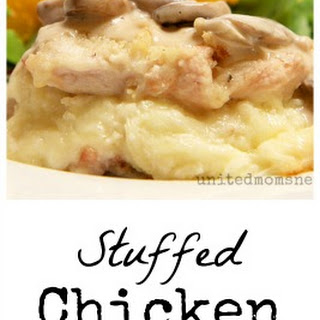 Stuffed Chicken Marsala Recipe, Olive Garden Copy Cat